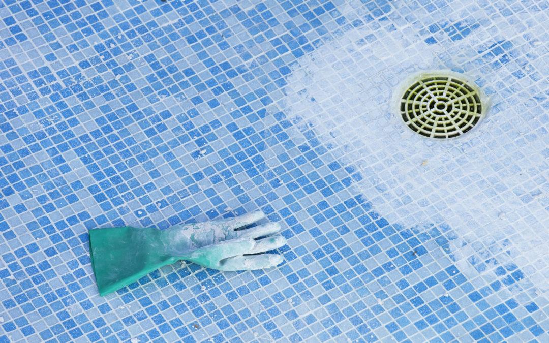 mantenimiento de piscinas vacía