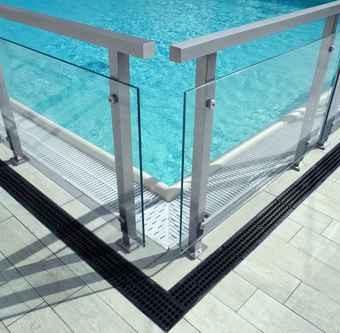 Valla seguridad de piscina
