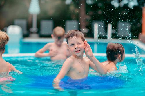 detector de orina para piscinas