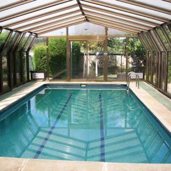 construccion de piscinas climatizadas