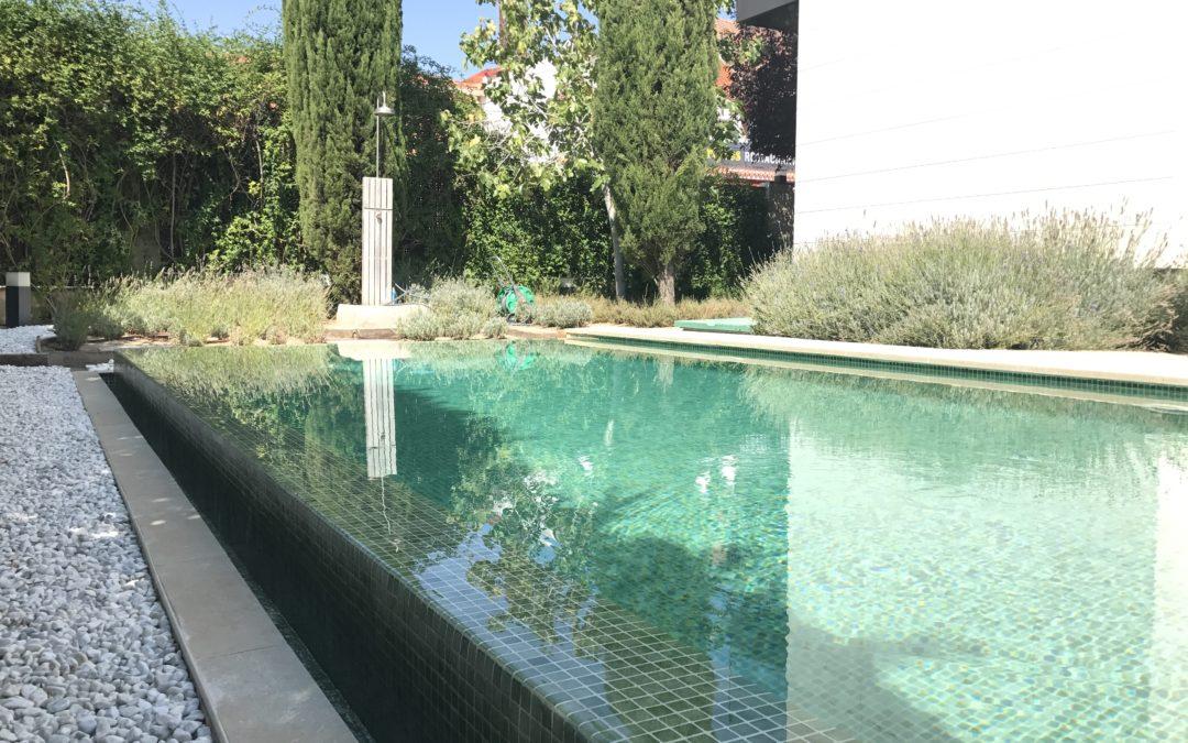 piscina desbordante Naipí