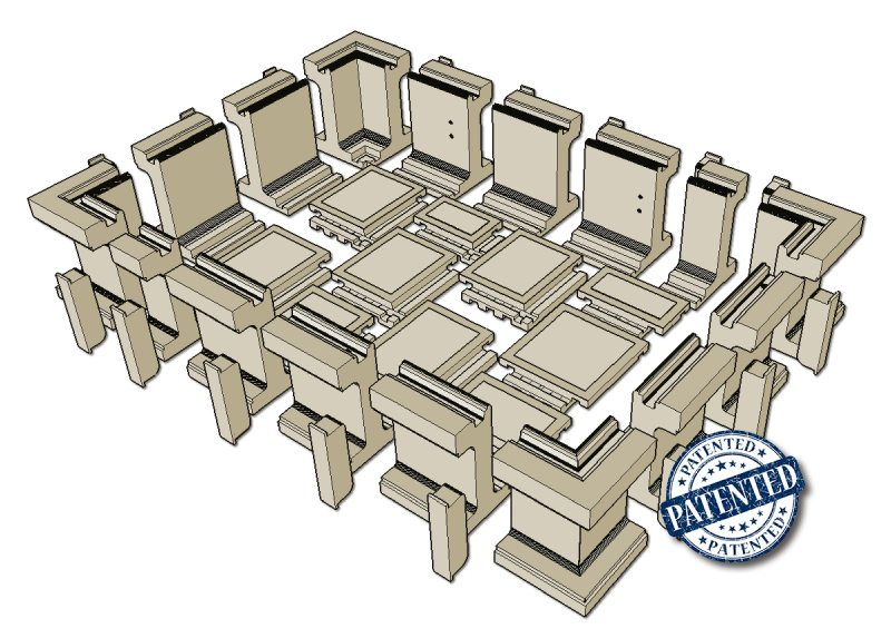 piscinas prefabricadas modulares