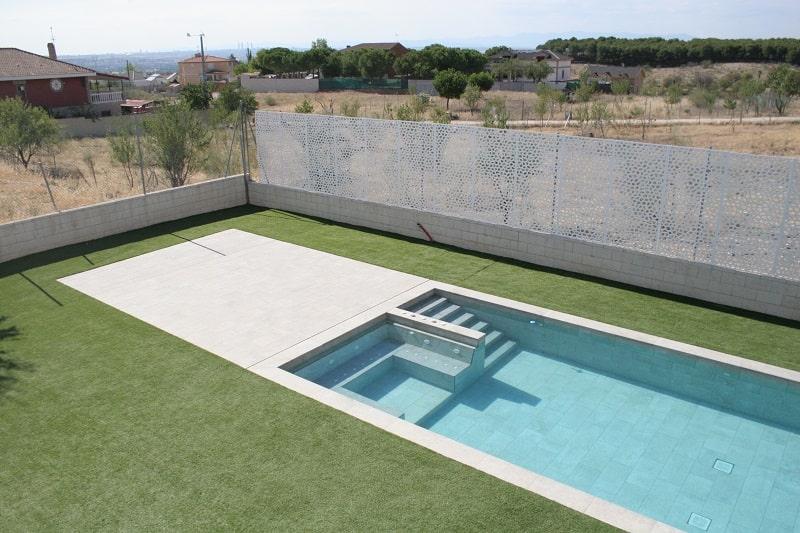 Soláriums en tu piscina