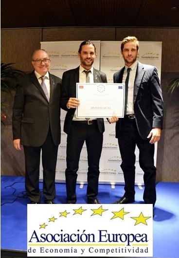 reconocimiento asociación europea piscinas iguazú