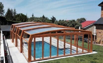 mejores cubiertas para piscina