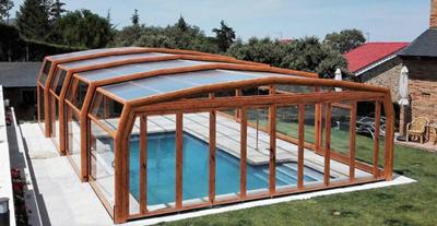cubiertas para piscina