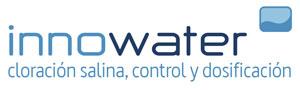 innowater logo clorador salino smc 20
