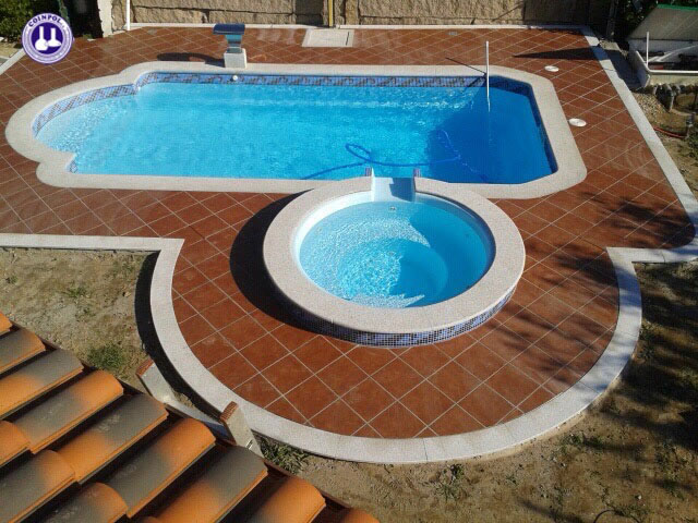 piscinas pequeñas prefabricadas