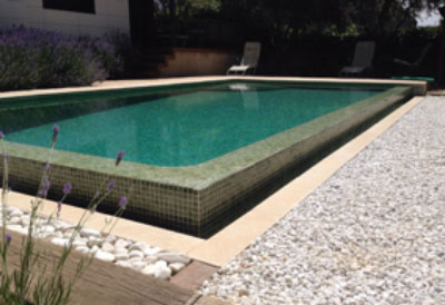 Proyecto Piscina Infinity Mboí 6 x 3
