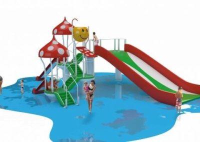 tobogan para piscinas