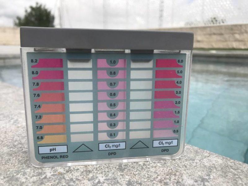 tratamiento de desinfección para eliminar coronavius en piscinas