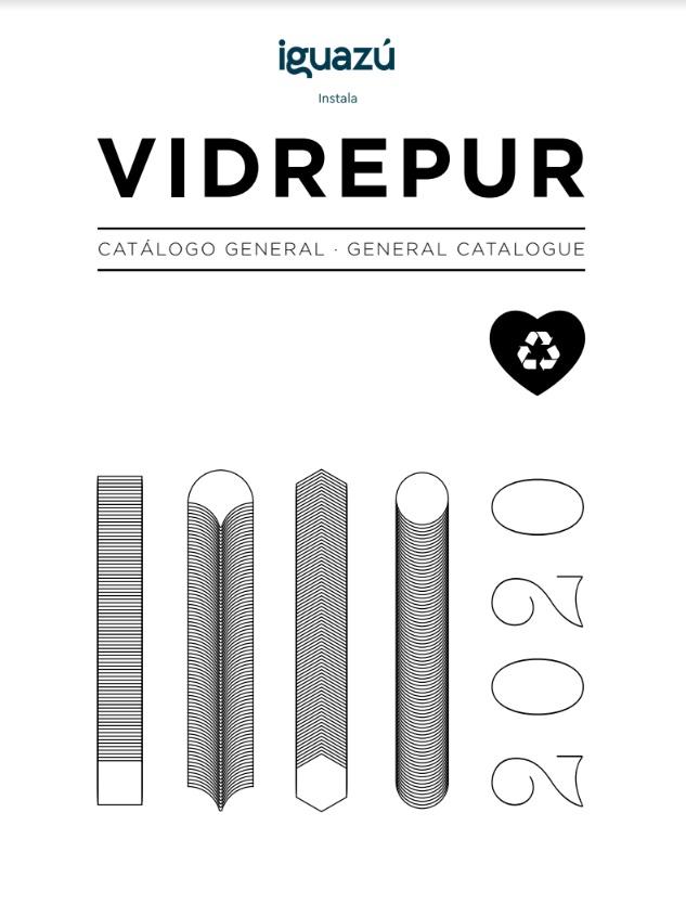 catálogo vidrepur