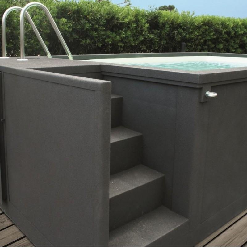 variedades de piscinas prefabricadas