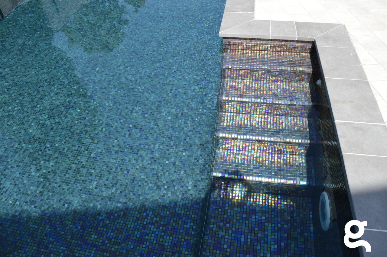 brillos mosaico Shell 556