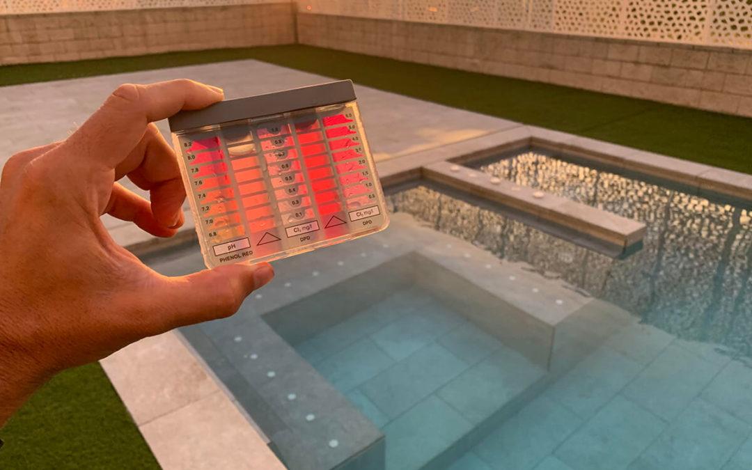 La domótica en la piscina es clave para conseguir agua de calidad