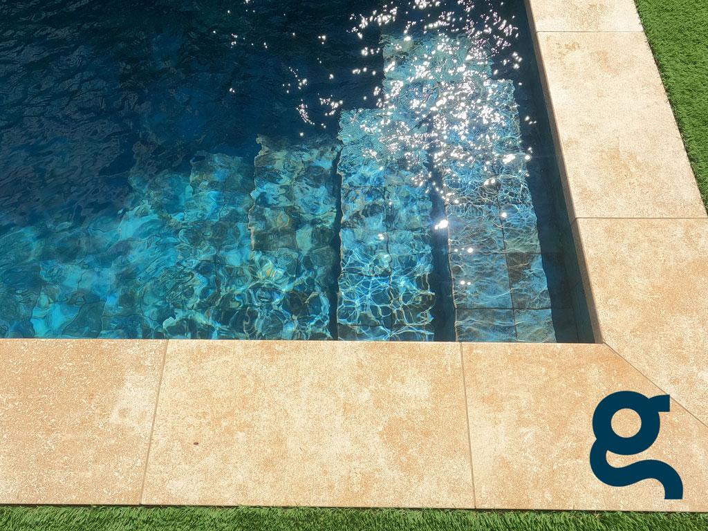 coronación piscina Mistery Sand